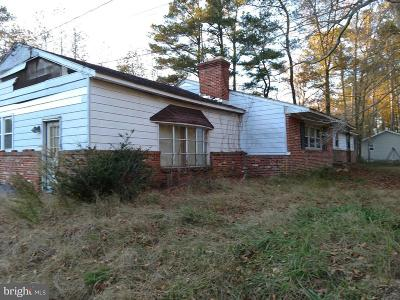 Frankford Single Family Home For Sale: 30672 Frankford School Road