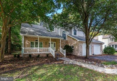 Selbyville Single Family Home For Sale: 36314 Old Mill Pond Road