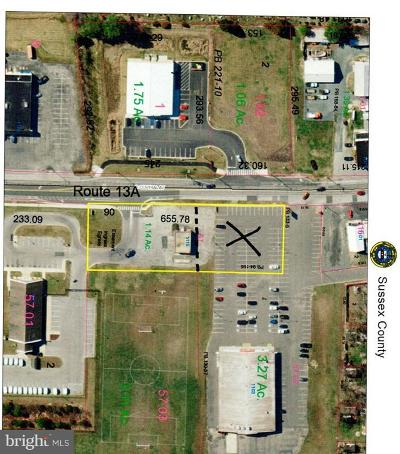 Laurel Residential Lots & Land For Sale: 1115 S Central Avenue
