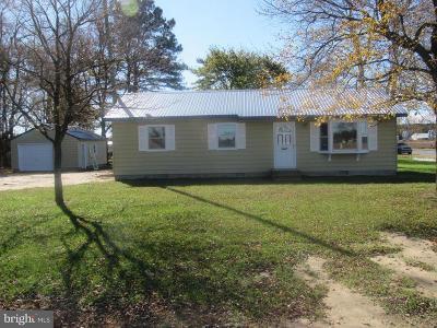 Delmar Single Family Home For Sale: 17504 Line Church Road