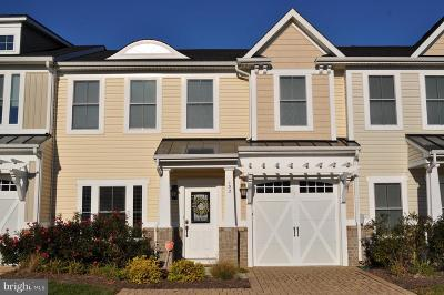 Lewes Townhouse For Sale: 132 Carter Way