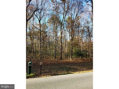 Bridgeville Residential Lots & Land For Sale: X Oak Road