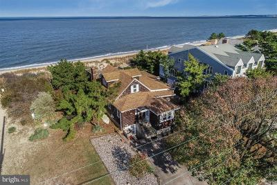 Lewes Single Family Home For Sale: 1210 Bay Avenue