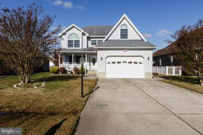Selbyville Single Family Home For Sale: 37654 W Stoney Run
