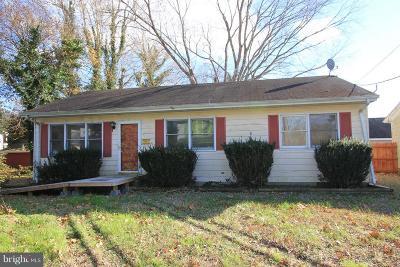 Seaford Single Family Home For Sale: 103 E Poplar Street