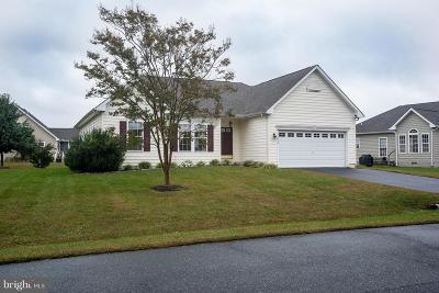 Rehoboth Beach Single Family Home For Sale: 36815 Winner Circle