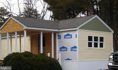 Rehoboth Beach DE Mobile/Manufactured For Sale: $72,500