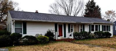 Seaford Single Family Home For Sale: 722 Rosetree Lane