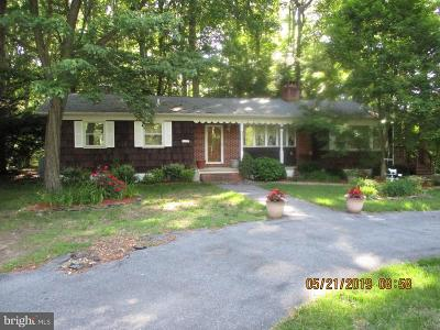 Lewes Single Family Home For Sale: 33655 Woodland Circle