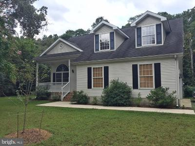 Seaford Single Family Home For Sale: 7704 Armiger Drive
