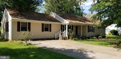 Bridgeville Single Family Home For Sale: 110 Jacobs Avenue
