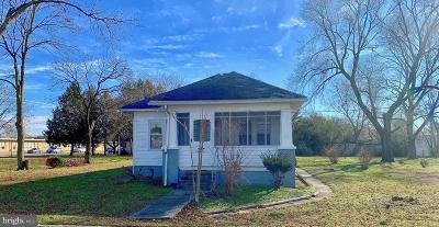 Laurel Single Family Home For Sale: 10452 Georgetown Road