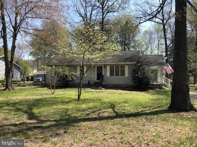 Frankford Single Family Home For Sale: 31797 Hickory Manor Road