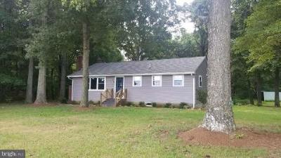 Milton Single Family Home For Sale: 24434 Sylvan Acres Road
