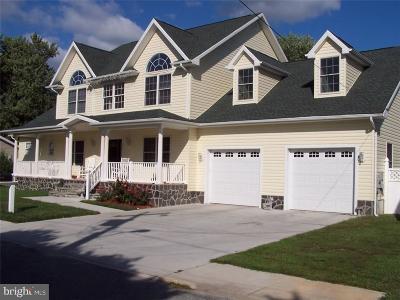 Laurel Single Family Home For Sale: 113 Washington Street