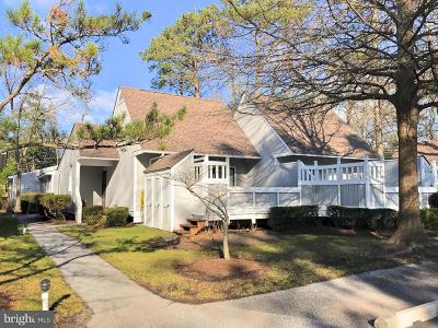 Bethany Beach Single Family Home For Sale: 39450 Woodland Court #6501