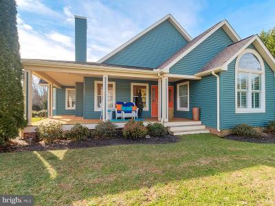 Single Family Home For Sale: 448 Woodside Road