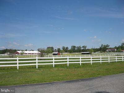 Delmar Farm For Sale: 38168 State Line Ranch Road