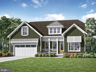 Millsboro Single Family Home For Sale: 33243 Indian Bay Circle #LOT 36