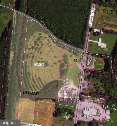 Delmar Residential Lots & Land For Sale: 000000 Old Racetrack Road