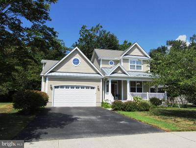Selbyville Single Family Home For Sale: 37451 Leisure Drive