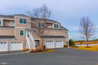 Selbyville Townhouse For Sale: 38291 Osprey Court #1166
