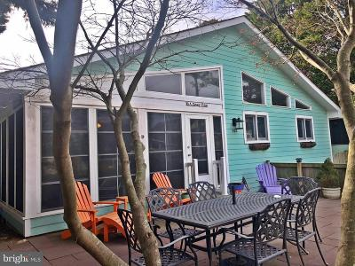 Dewey Beach Single Family Home For Sale: 102 Jersey Street
