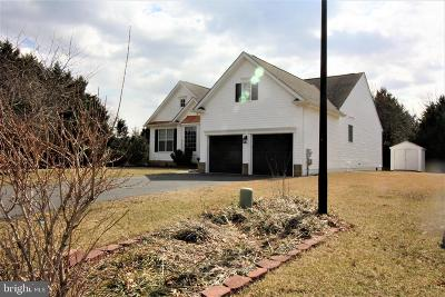 Milford Single Family Home For Sale: 23 E Bullrush Drive