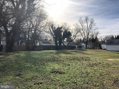 Seaford Residential Lots & Land For Sale: 721 Clarence Street