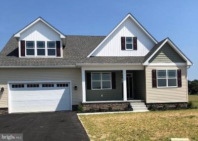 Lewes Single Family Home For Sale: 33494 W Hunters Run