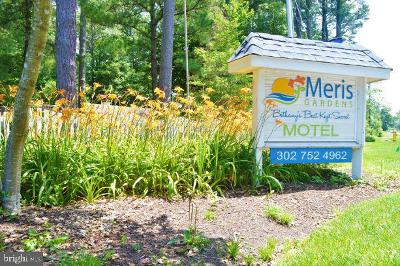 Bethany Beach Commercial For Sale: 33309 Kent Avenue