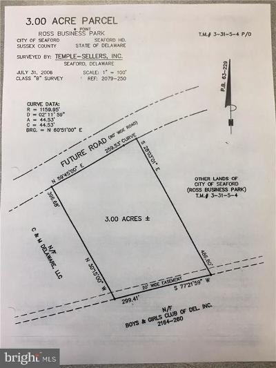 Seaford Residential Lots & Land For Sale: Ross Business Park