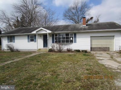 Greenwood Single Family Home For Sale: 4 S 1st Street