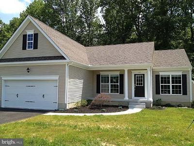 Milton Single Family Home For Sale: 23596 Holly Oak Lane