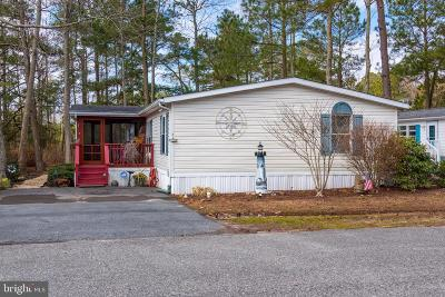 Rehoboth Beach Mobile/Manufactured For Sale: 21342 Point Circle #39612