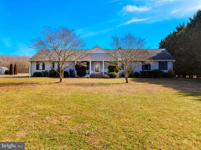 Lewes Single Family Home For Sale: 22467 John J Williams Highway