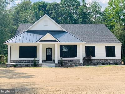Milton Single Family Home For Sale: 23596 Holly Oak Drive