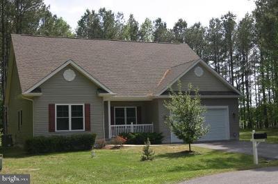 Lewes Single Family Home For Sale: 30423 Oak Crest Pond Drive