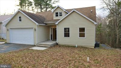 Rehoboth Beach Single Family Home For Sale: 119 Shady Ridge Drive