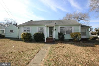Laurel Single Family Home For Sale: 404 King Street