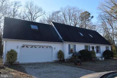 Millsboro Single Family Home For Sale: 32732 Pear Tree Road