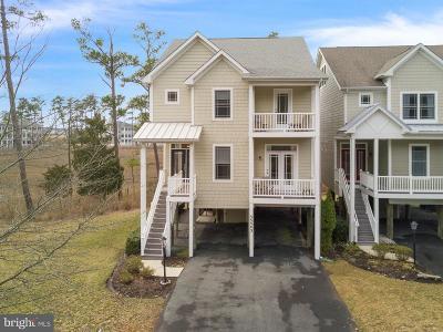 Dagsboro Single Family Home For Sale: 35543 Ellis Lane #17