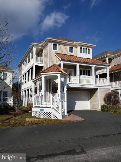 Bethany Beach Single Family Home For Sale: 39803 Wimbleton Court #2