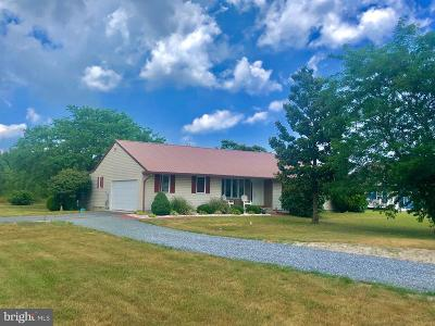 Ocean View Single Family Home For Sale: 38227 Muddy Neck Road