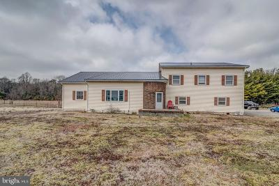 Milford Single Family Home For Sale: 8004 N Union Church Road