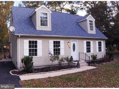 Millsboro Single Family Home Under Contract: 24219 Kent Drive