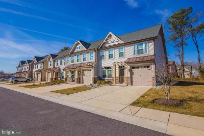Sussex County Townhouse For Sale: 36677 Iron Run #283