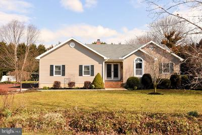 Rehoboth Beach DE Single Family Home For Sale: $340,000