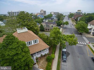 Rehoboth Beach DE Single Family Home For Sale: $1,998,000