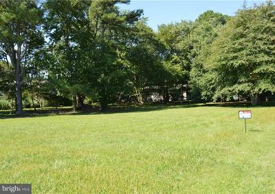 Bethany Beach Residential Lots & Land For Sale: 39885 Garfield Parkway #165